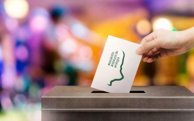 Convocatoria de elecciones 2018
