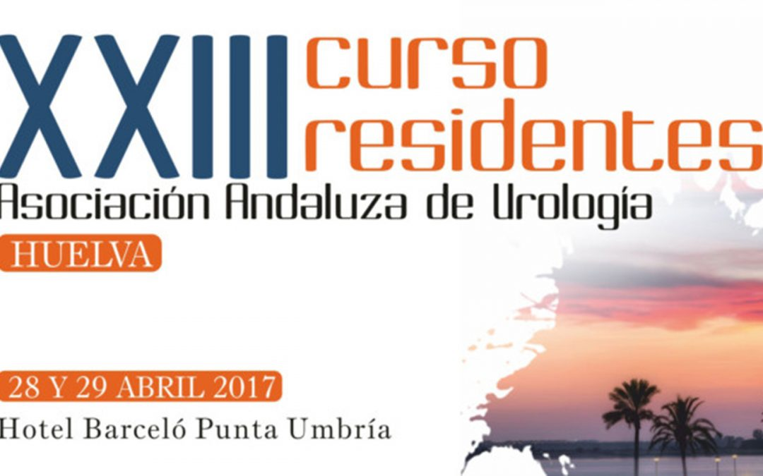 XXIII Curso de Residentes AAU 2017