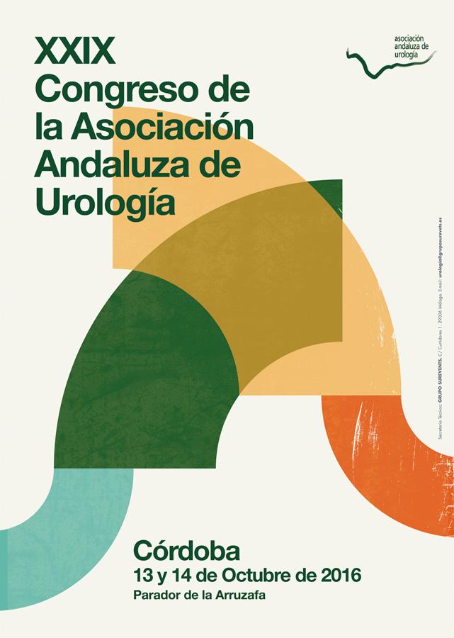XXIX Congreso de la Asociación Andaluza de Urología · 2016