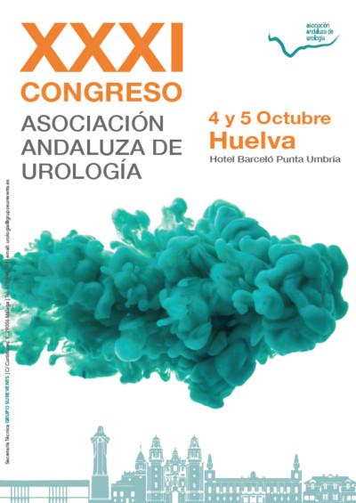 XXXI Congreso de la Asociación Andaluza de Urología · 2018