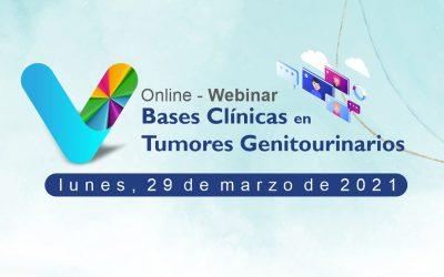 V Edición de Bases Clínicas en Tumores Genitourinarios
